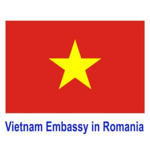 Vietnam embassy romania