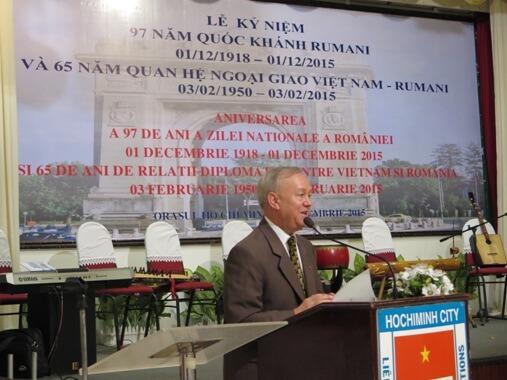Lễ kỷ niệm ngày thiết lập quan hệ ngoại giao Việt Nam-Ru-ma-ni
