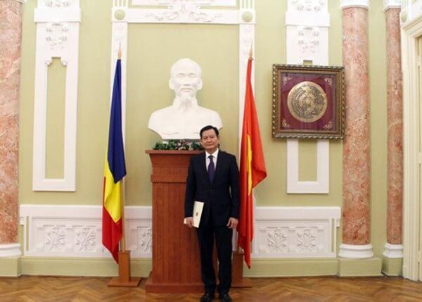 Trung tâm Nghiên cứu Đông Dương khai trương ở Romania