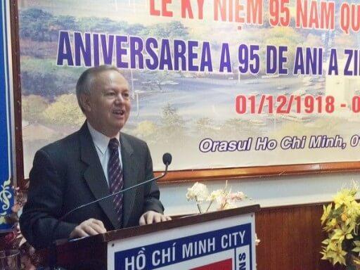 Việt Nam đóng vai trò quan trọng trong chính sách đối ngoại của Romania