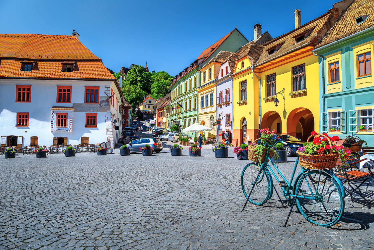 sighisoara-old-town