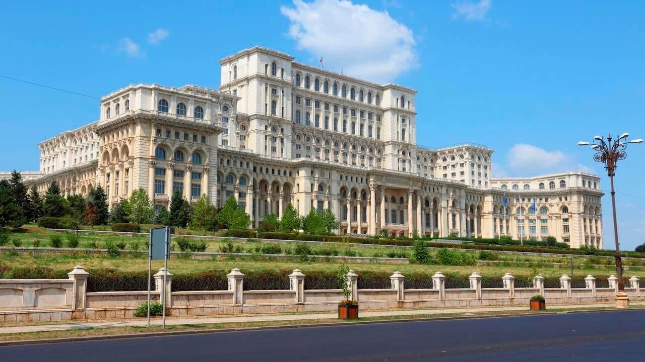 Tòa nhà Quốc hội Bucharest