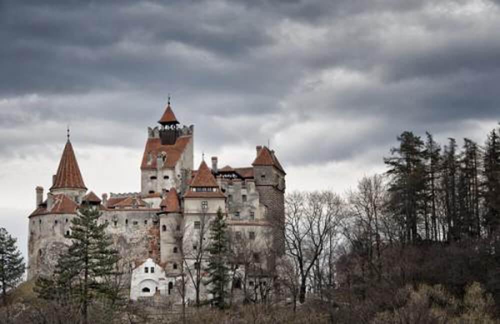 Bran - Lâu đài Dracula