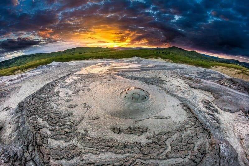 Núi lửa bùn Berca