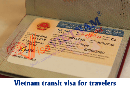 Vietnam transit visa for Romanian travelers