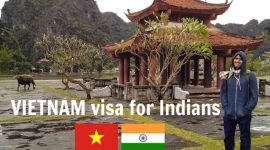 Vietnam tourist visa for Indian citizens