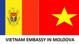 Address of Vietnam Embassy in Moldova - Ambasada Vietnamului în Moldova