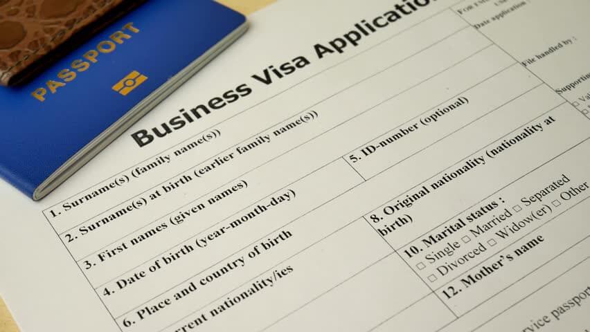 Applying Vietnam visa for Bulgaria citizens - заявление за виза във Виетнам