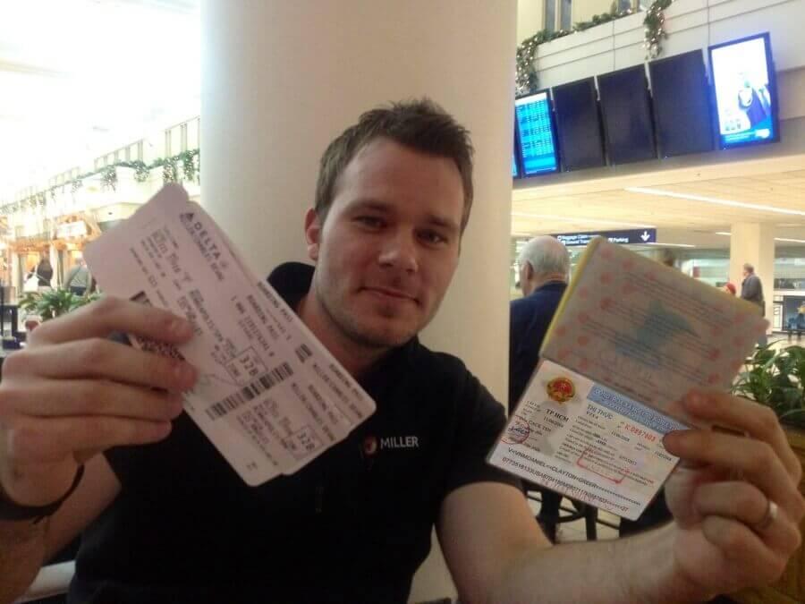 Vietnam visa requirements for Bulgaria citizens - Виетнамска виза в България