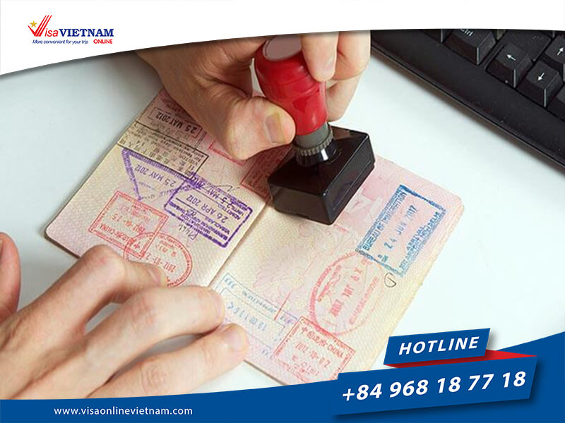 Extension Vietnam visa from Thailand