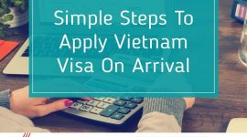 How to get Vietnam visa on arrival in Austria? - Vietnam Visum bei der Ankunft