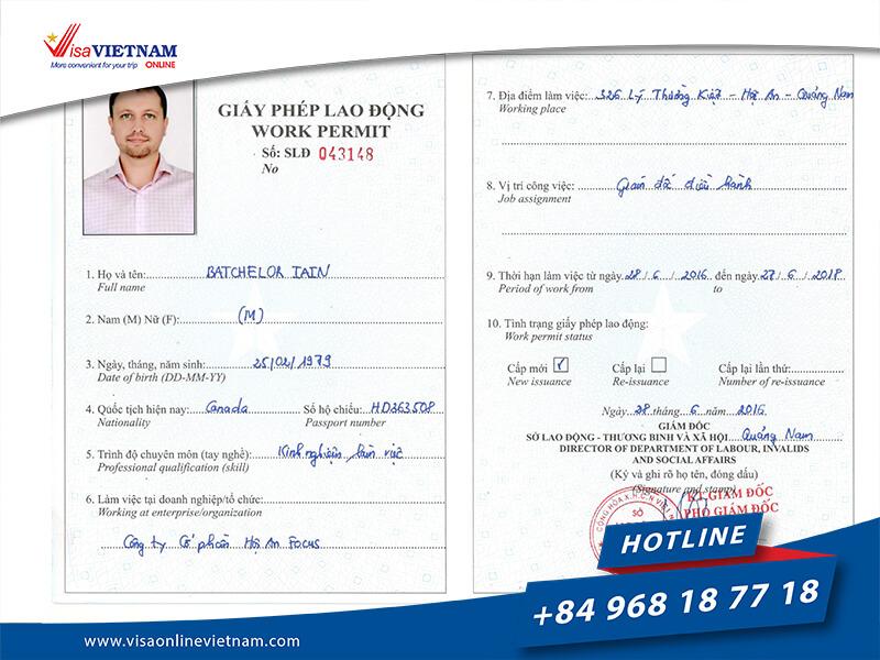 Vietnam visa requirements from Russia - Виза во Вьетнам из России