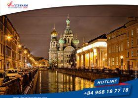 Vietnam Business visa in Russia - Вьетнам Деловая виза в Россию