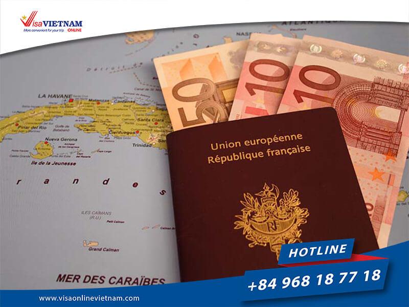 How to get Vietnam visa on arrival in France? - Visa Vietnam en France