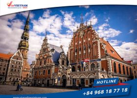 How to get Vietnam visa on Arrival in Latvia?