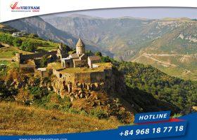 Vietnam visa on arrival in Armenia - վիետնամական վիզա Հայաստանում
