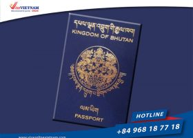 How to get Vietnam visa on arrival in Bhutan?