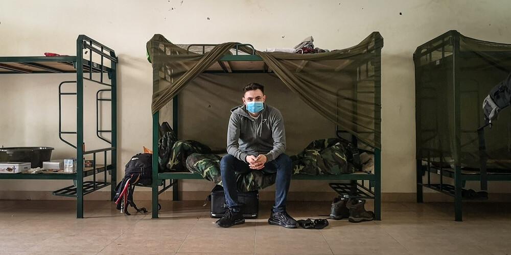 Coronavirus: Life inside a Vietnamese government quarantine