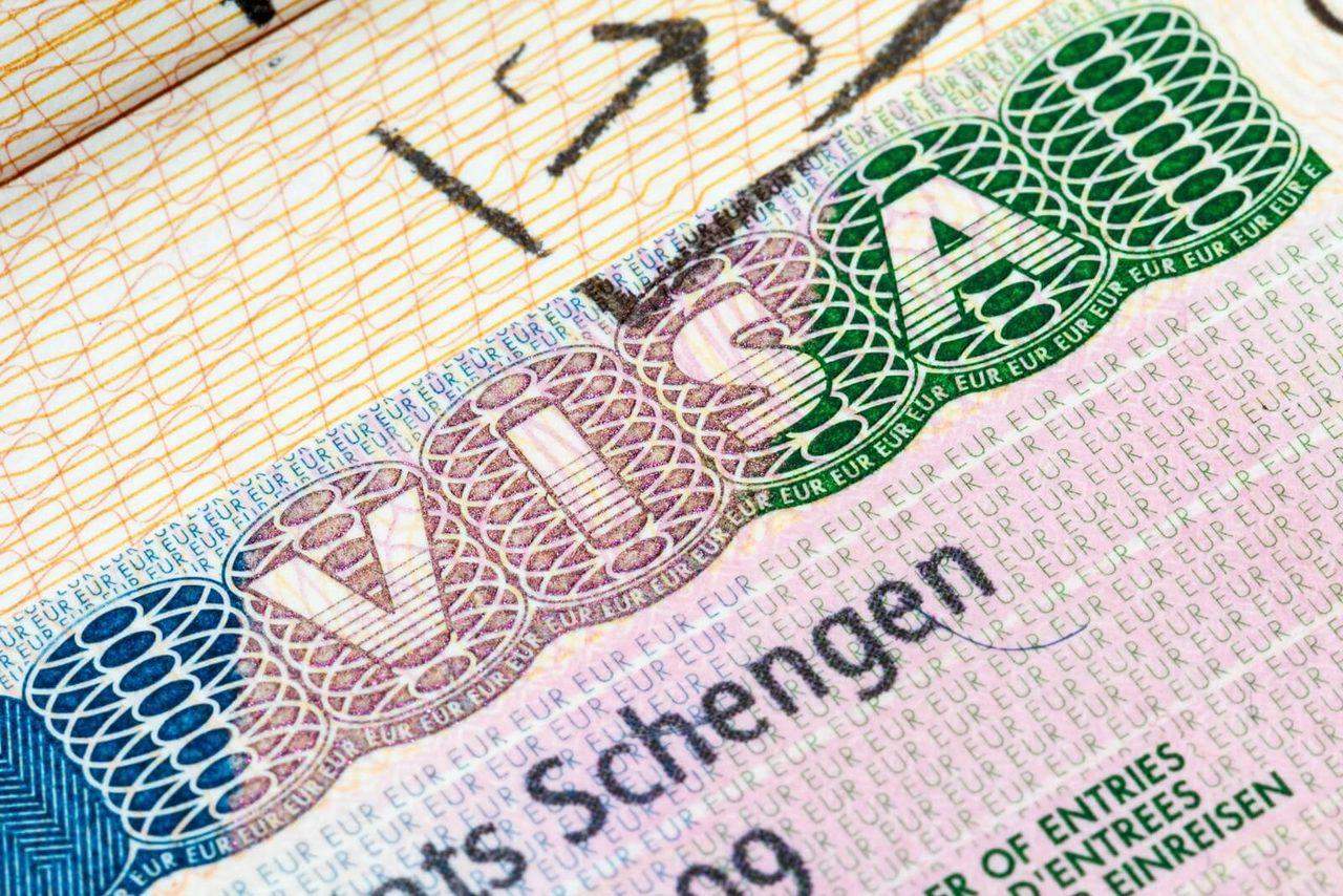 điền đơn xin visa Schengen
