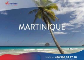How to get Vietnam visa on Arrival in Martinique? - Visa Vietnam en Martinique