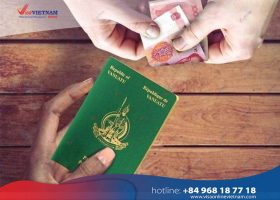 How to get Vietnam visa on Arrival in Vanuatu?