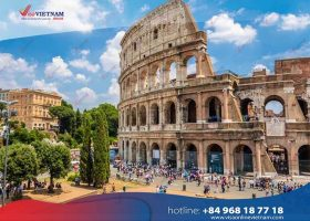How to get Vietnam visa in Italy? - Visto per il Vietnam in Italia