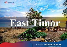 How to get Vietnam visa in East Timor? - Visto para o Vietnã em Timor-Leste